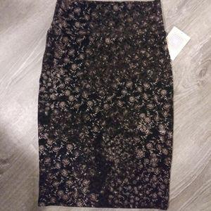 Lularoe size xs pencil skirt.